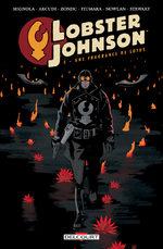 Lobster Johnson # 3