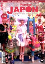 Planète Japon 34 Magazine