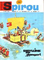 Le journal de Spirou 1521