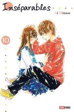 Inséparables 10 Manga