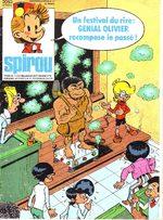 Le journal de Spirou 2053