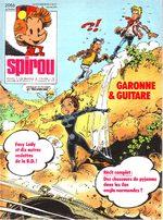 Le journal de Spirou 2055