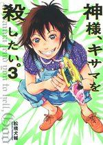 Mako : l'ange de la mort 3 Manga