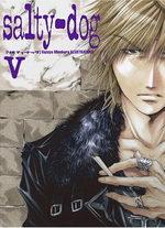 Salty dog - Kazuya Minekura illustrations 5 Artbook