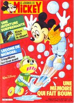 Le journal de Mickey 1731 Magazine
