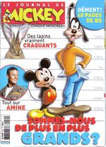 Le journal de Mickey 2802 Magazine