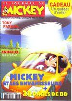 Le journal de Mickey 2803 Magazine