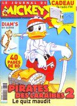 Le journal de Mickey 2850 Magazine