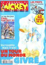 Le journal de Mickey 2853 Magazine