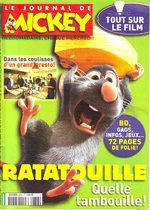 Le journal de Mickey 2876 Magazine
