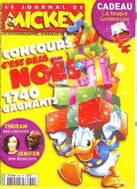 Le journal de Mickey 2894 Magazine