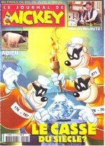Le journal de Mickey 2911 Magazine