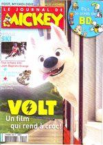 Le journal de Mickey 2955 Magazine