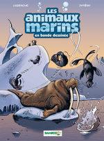 Les animaux marins en bande dessinée # 4