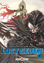 Lost seven 4 Manga