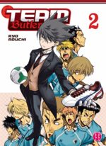 Team butler 2 Manga