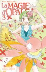 La magie d'Opale 3 Manga