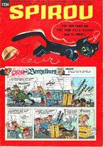 Le journal de Spirou 1234