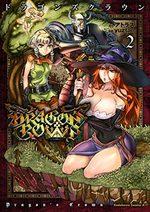 Dragon's crown 2 Manga