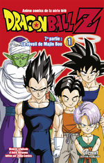 Dragon Ball Z - 7ème partie : Le réveil de Majin Boo 1 Anime comics