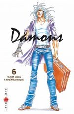 Dämons 6 Manga