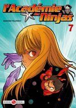 L'Académie des Ninjas T.7 Manga