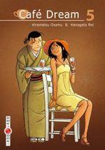 Café Dream T.5 Manga