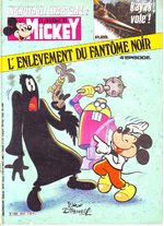 Le journal de Mickey 1647 Magazine