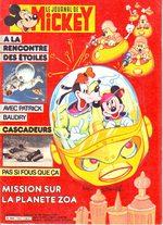 Le journal de Mickey 1704 Magazine