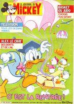 Le journal de Mickey 1784 Magazine