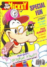 Le journal de Mickey 1933 Magazine