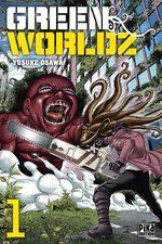 Green Worldz 1 Manga