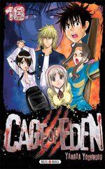 Cage of Eden # 16