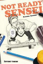 Not ready ?! Sensei 1 Manga