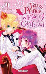 Liar Prince & Fake Girlfriend 1 Manga
