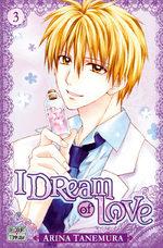 I dream of love 3 Manga
