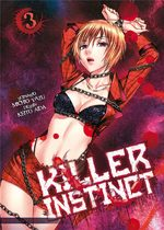 Killer instinct 3 Manga