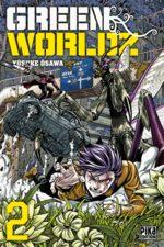 Green Worldz T.2 Manga