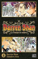 Darren Shan 4 Manga