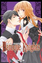 Baroque Knights 8 Manga