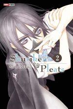 couverture, jaquette Shuriken & Pleats 2