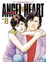 couverture, jaquette Angel Heart Nouvelle édition 8