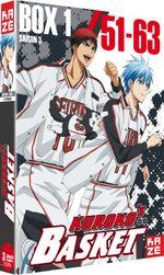 Kuroko's Basket 3 1 Série TV animée