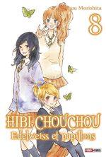 Hibi Chouchou - Edelweiss et Papillons 8