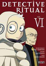 Detective Ritual 6 Manga