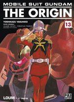 couverture, jaquette Mobile Suit Gundam - The Origin 13