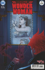 The Legend of Wonder Woman # 7