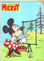 Le journal de Mickey 477 Magazine