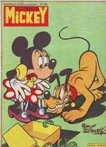 Le journal de Mickey 497 Magazine