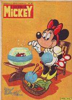 Le journal de Mickey 501 Magazine